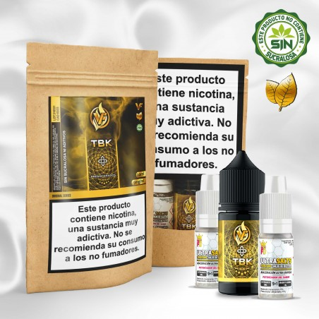 SPACK SALES AROMA A TABACO TBK