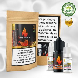 PACK SALES AROMA A TABACO THE FAUSTO