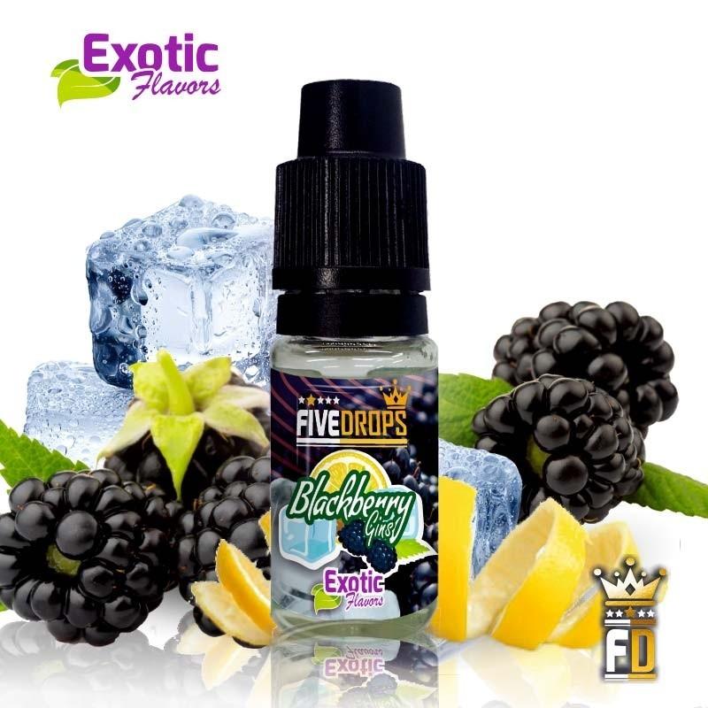 Aroma BLACKBERRY GINS