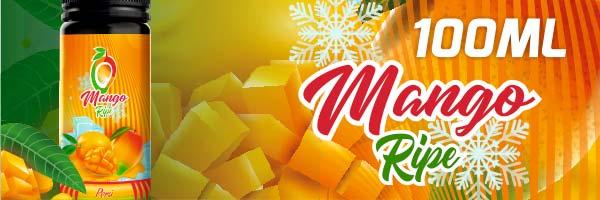 120ml e-liquid Mango Ripe